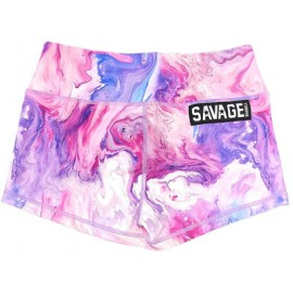 "SAVAGE BARBELL - Short Mujer ""Unicorn Dreams"""