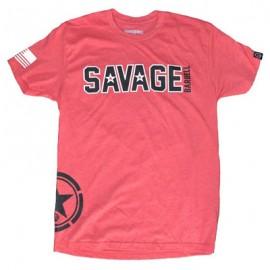 "SAVAGE BARBELL - Camiseta Hombre ""Hip Star"""