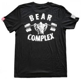 "SAVAGE BARBELL - Camiseta Hombre ""Bear Complex"""