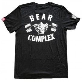 "SAVAGE BARBELL - Camiseta Hombre ""Bear Complex"""