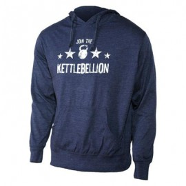 "JUMPBOX FITNESS - Sweatshirt léger ""JOIN THE KETTLEBELLION"""