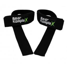 """BEAR KOMPLEX - Cintas de halterofilia """"Black"""""""