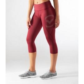 DRWOD_VIRUS_ECo34-Los leggings de compresión corta_crop_dark_berry