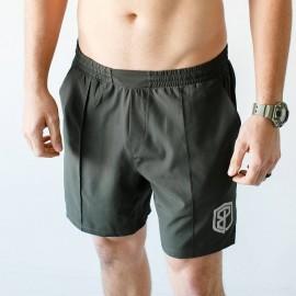 "BORN PRIMITIVE Short Homme ""Training Shorts"" Tactical Green dr wod"