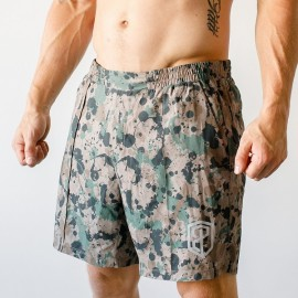 "BORN PRIMITIVE - Short ""Training Shorts"" Not Fatigued"