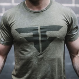 FRAN CINDY - Camiseta Camo
