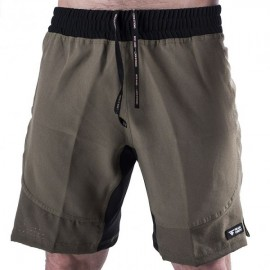 FRAN CINDY - OD Green Shorts