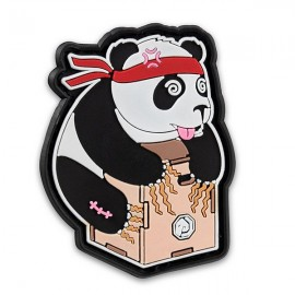 "DR WOD - Parche Velcro PVC ""Box Jump Panda"""