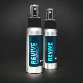 SIDEKICK REVIVE Spray de calentamiento muscular (paquete de 2)