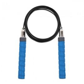 TRAIN LIKE FIGHT - Corde à sauter Core Fast Rope Bleue