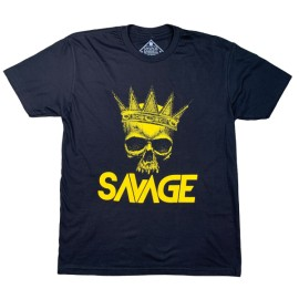 "SAVAGE BARBELL - Camiseta Hombre ""King """