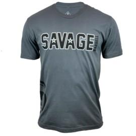 "SAVAGE BARBELL - T-Shirt Homme ""Hip Star"" Dark Gray"