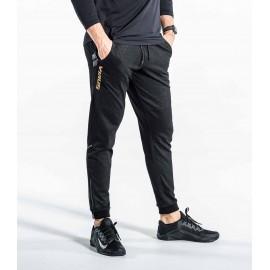 VIRUS -  Black Gold - Pantalones de recuperación activa KL2.5