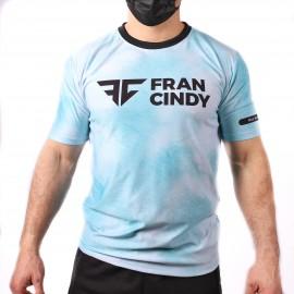 FRAN CINDY - Tie DYE Tee