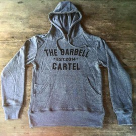 sweat-shirt_crossfit_drwod_barbell_cartel_classic_logo_front